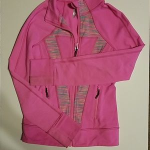 Ivivva Perfect Your Practice Jacket sz 7 7FT-5